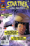 Cover Thumbnail for Star Trek Unlimited (1996 series) #3 [Direct Edition]
