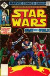 Cover for Star Wars (Marvel, 1977 series) #8 [Whitman]