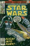 Cover Thumbnail for Star Wars (1977 series) #23 [Newsstand]