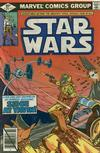 Cover for Star Wars (Marvel, 1977 series) #25 [Direct Edition]