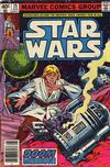 Cover for Star Wars (Marvel, 1977 series) #26 [Newsstand  Edition]