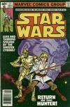 Cover for Star Wars (Marvel, 1977 series) #27 [Newsstand]