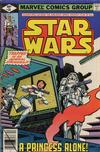 Cover for Star Wars (Marvel, 1977 series) #30 [Direct]
