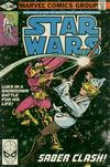 Cover for Star Wars (Marvel, 1977 series) #33 [Direct]