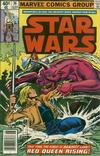 Cover for Star Wars (Marvel, 1977 series) #36 [Newsstand]