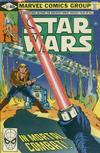 Cover for Star Wars (Marvel, 1977 series) #37 [Direct]