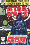 Cover for Star Wars (Marvel, 1977 series) #39 [Direct]