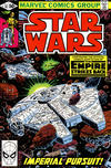 Cover for Star Wars (Marvel, 1977 series) #41 [Direct]