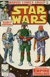 Cover for Star Wars (Marvel, 1977 series) #42 [Direct]