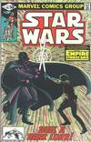 Cover for Star Wars (Marvel, 1977 series) #44 [Direct]