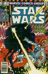 Cover Thumbnail for Star Wars (1977 series) #45 [Newsstand]