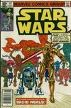 Cover for Star Wars (Marvel, 1977 series) #47 [Newsstand]