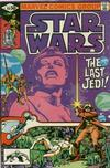 Cover for Star Wars (Marvel, 1977 series) #49 [Direct]