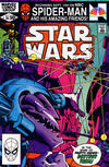 Cover Thumbnail for Star Wars (1977 series) #54 [Direct]
