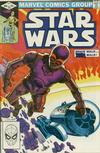 Cover for Star Wars (Marvel, 1977 series) #58 [Direct]