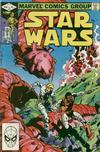 Cover for Star Wars (Marvel, 1977 series) #59 [Direct]