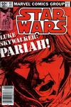 Cover for Star Wars (Marvel, 1977 series) #62 [Newsstand]
