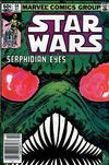 Cover Thumbnail for Star Wars (1977 series) #64 [Newsstand]