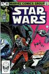 Cover for Star Wars (Marvel, 1977 series) #66 [Direct]