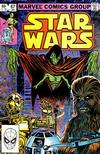 Cover for Star Wars (Marvel, 1977 series) #67 [Direct]