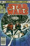 Cover for Star Wars (Marvel, 1977 series) #72 [Newsstand]
