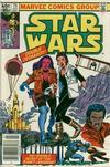 Cover for Star Wars (Marvel, 1977 series) #73 [Newsstand]
