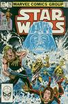 Cover for Star Wars (Marvel, 1977 series) #74 [Direct]