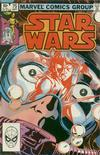 Cover for Star Wars (Marvel, 1977 series) #75 [Direct]