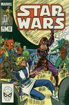 Cover for Star Wars (Marvel, 1977 series) #82 [Direct]