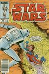Cover Thumbnail for Star Wars (1977 series) #86 [Newsstand]