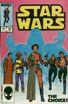 Cover Thumbnail for Star Wars (1977 series) #90 [Direct]