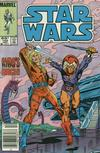 Cover Thumbnail for Star Wars (1977 series) #102 [Newsstand]