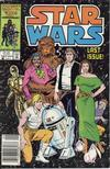 Cover for Star Wars (Marvel, 1977 series) #107 [Newsstand]