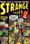 Cover for Strange Tales (Marvel, 1951 series) #1