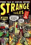 Cover for Strange Tales (Marvel, 1951 series) #1