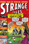 Cover for Strange Tales (Marvel, 1951 series) #2