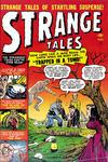 Cover for Strange Tales (Marvel, 1951 series) #2