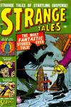 Cover for Strange Tales (Marvel, 1951 series) #3