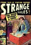 Cover for Strange Tales (Marvel, 1951 series) #5
