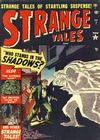 Cover for Strange Tales (Marvel, 1951 series) #7