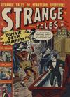 Cover for Strange Tales (Marvel, 1951 series) #9