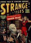Cover for Strange Tales (Marvel, 1951 series) #10