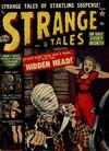 Cover for Strange Tales (Marvel, 1951 series) #10