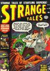 Cover for Strange Tales (Marvel, 1951 series) #12