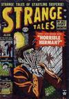 Cover for Strange Tales (Marvel, 1951 series) #14