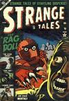 Cover for Strange Tales (Marvel, 1951 series) #19