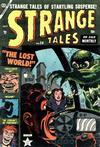 Cover for Strange Tales (Marvel, 1951 series) #20