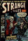 Cover for Strange Tales (Marvel, 1951 series) #23