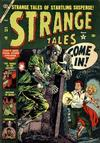 Cover for Strange Tales (Marvel, 1951 series) #24