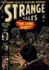 Cover for Strange Tales (Marvel, 1951 series) #25